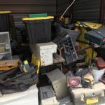 self storage auction items
