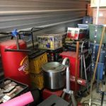 self storage unit contents to be auctioned off