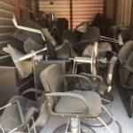 hair stylist chairs