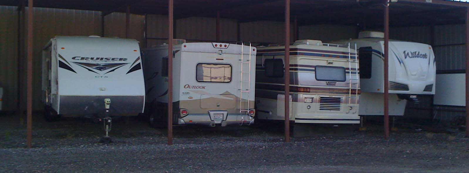 covered indoor rv parking