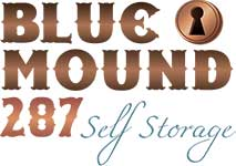 Blue Mound 287 Self Storage