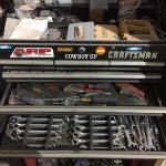 craftsman tools and toolbox for sale