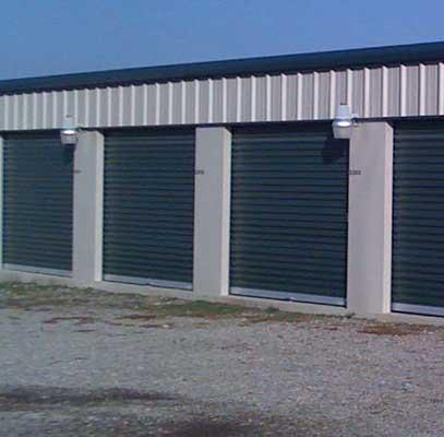 North Fort Worth Storage Units