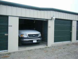 Auto storage at Blue Mound 287 Self Storage is secure and worry free