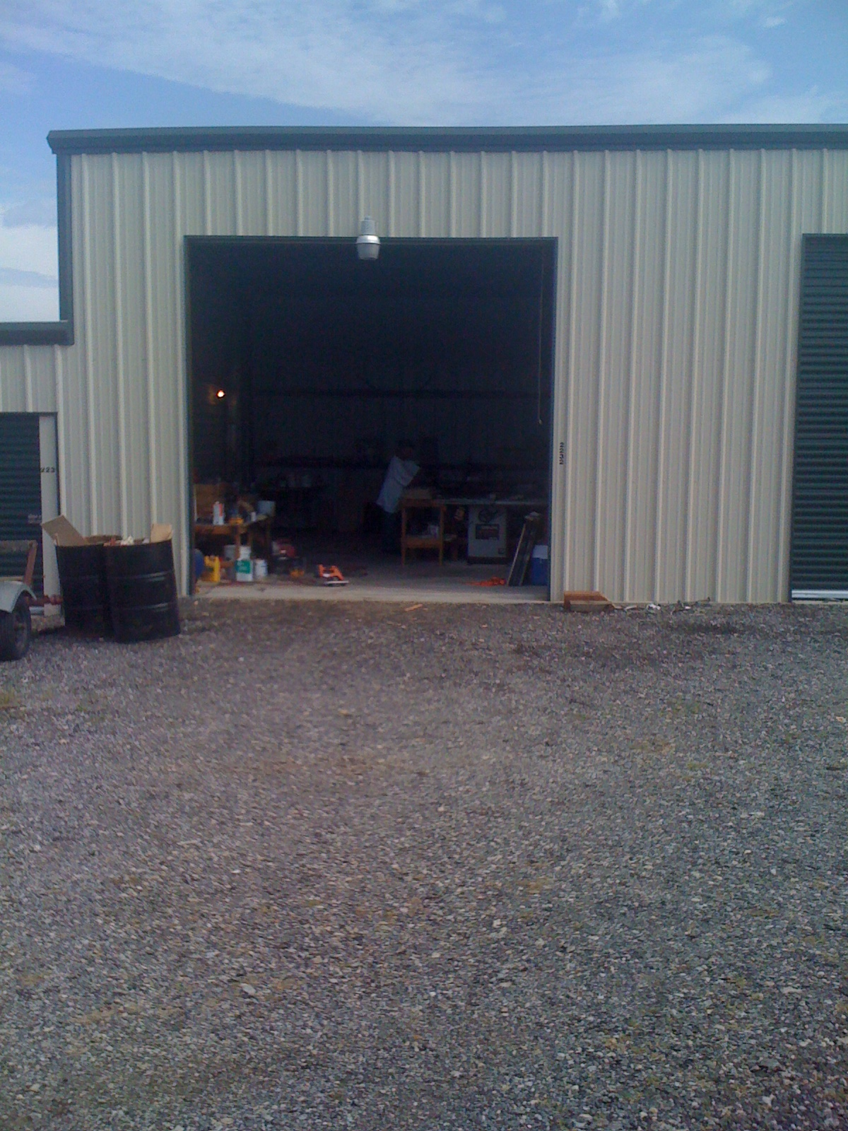 How secure is a storage facility?