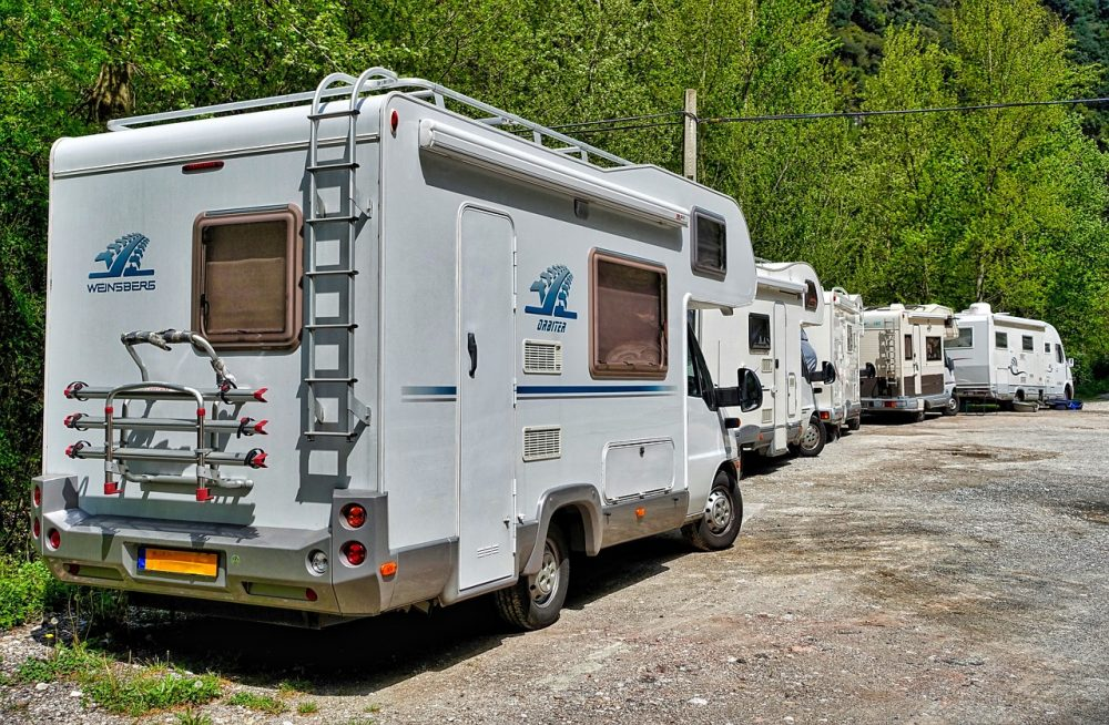 RV storage in the Fort Worth area